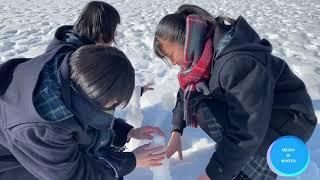 明桜高校の冬~MEIOH IN WINTER~